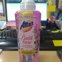 Attack Batik Care Detergen Cair 500ml Laundry Care  Sabun Cuci Cair