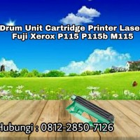 Drum Unit Cartridge Printer Fuji Xerox P115 P115b M115 M115w