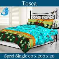 Tommony Sprei Single 90 x 200 - Tosca