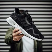 JUAL Sepatu Adidas EQT Cushion ADV Black White