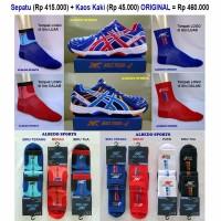 JUAL ASICS TIGER Sepatu Tennis Tenis Nike Adidas Babolat New Balance