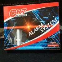 Dijual Alarm Motor Cr7 Bohante B008 ~ Cr7 Bht Motorcycle Alarn System
