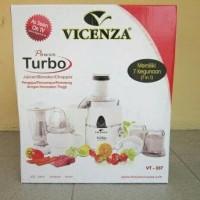 Dijual Juicer Vicenza Multi Power Blender Promo