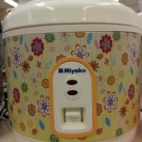 Promo Miyako Rice Cooker 3 In 1 Magic Com Warmer Plus 0,63 Liter