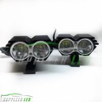 Sale! Lampu Tembak Sorot Motor Mobil Led Cree Ultrafire Mini Owl Unik