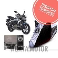 Cover Selimut Penutup Sarung Mantel Motor Yamaha Vixion 100 Waterproof