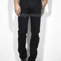 LIMITED Big Size Celana Jeans Pria Levi s 505 Warna Hitam jeans touri
