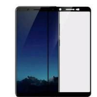 Anti Gores Pelindung Hp Tempered Glass Warna Vivo V7 Plus 3D Full