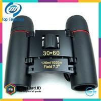 Binoculars High Definition Night Vision Concert 30 x 60 / Teropong Bin