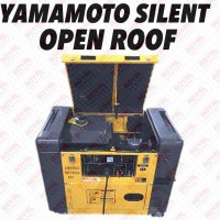 Yamamoto Genset 5000 Watt Diesel Silent - YM9000SE PROMO
