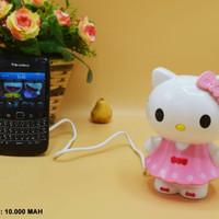 Jual Power bank hp hello kitty Murah