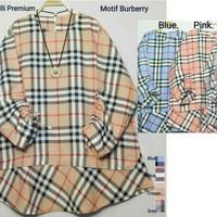 Atasan Blouse Balotely Extra Large Fashion Wanita XL-XXL Baju Murah