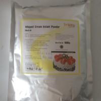 Whipped Cream Instant Powder / Bubuk Daily Mix 1 KG HALAL MUI