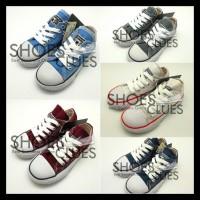 Super Promo! Jual Sepatu Converse Anak Kids High Quality Harga Grosir