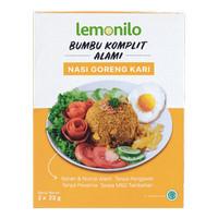 Lemonilo Bumbu Komplit ALami Nasi Goreng Kari 46 gr