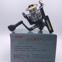 Reel Pancing Fishing Ryobi Oasys 6000 4 Bb Ball Bearing
