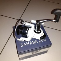 Reel Pancing Captain Sahara 2009 Plus 1 Bearing Handling Metal