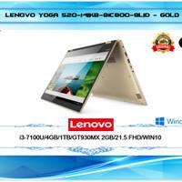 LENOVO YOGA 520-14IKB-8LID I5-8250/8GB/1TB/GT940MX/14