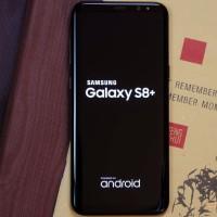 Handphone/Hp Samsung S8 Plus/S8+ Garansi Resmi SEIN NEW