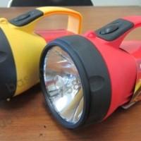 NEW Senter LED BESAR EVEREADY 50 Lumen 100 Meter Lampu Batere BESAR D