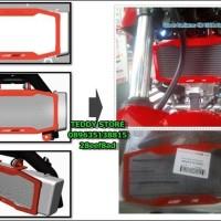 Harga asesoris cover tutup air radiator motor honda new cb 150r cb150r | Pembandingharga.com
