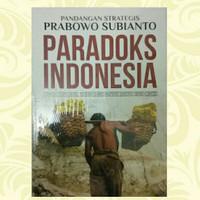 Buku Paradok Indonesia Prabowo