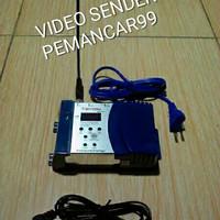 video sender modulator vhf uhf