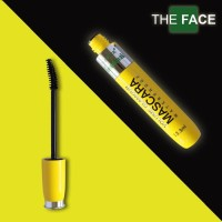New THE FACE Temulawak Mascara Volume Glamour Waterproof