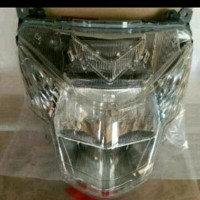 headlamp reflektor lampu depan suzuki satria f fu 150 fi LED i Diskon