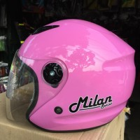 Helm Bmc Milan Solid Diskon