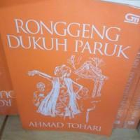 buku umum novel religi Ronggeng dukuh paruk