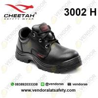 Sepatu Safety Shoes Cheetah 3002 H