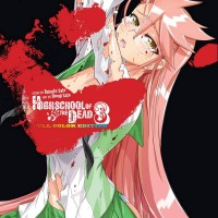 Highschool of the Dead Full Color Edition vol 3 Manga Komik Digital