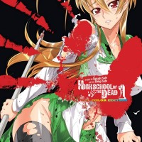 Highschool of the Dead Full Color Edition vol 1 Manga Komik Digital