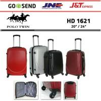 Koper Fiber Polo Twin Size 24inc Kode 1621 Travelbag Koper Fiber Kod