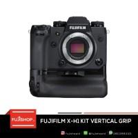 Fujifilm X-H1 / XH1 Mirrorless Fuji (Body Only) + Vertical Grip