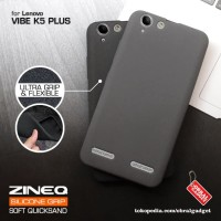 Silicon Soft Case Lenovo Vibe K5 Plus HD Silikon Softcase Casing Cover