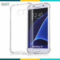Samsung Galaxy S5 S6 S7 Flat / Edge | Anti Crack Shock Anticrack Case