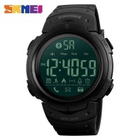 Smart Watch SKMEI 1301 Bluetooth Pedometer Smartwatch - 50M Waterproof