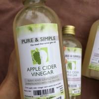 Apple Cider Vinegar 250ml