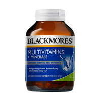 Jual Blackmores Multivitamin and Minerals isi 120 tablet Murah