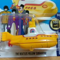 The Beatles Yellow Submarine Hotwheels Regular