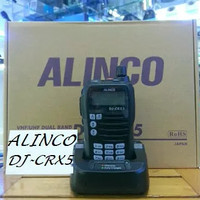 HT ALINCO CRX5 DUAL BAND
