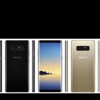 Samsung galaxy note 8 6/64 garansi sein resmi