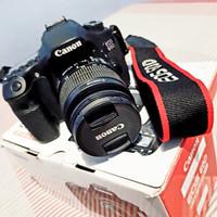 Kamera Canon DSLR EOS 60D + Lensa Canon 18-55 NEGO