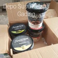 Es Krim Brookfarm All Varian| Ice Cream import Coklat Matcha green tea