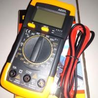 Digital MultiMeter/MultiTester Digital Bagus Murah - A830L