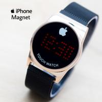 Jam Tangan Iphone Magnet Super Mewah ( Digitec Casio Ripcurl Samsung )