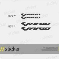 Honda Vario 150 ESP - Stiker Sticker Motor Otomotif