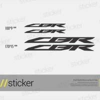Harga honda cbr 150r all new stiker sticker motor | WIKIPRICE INDONESIA